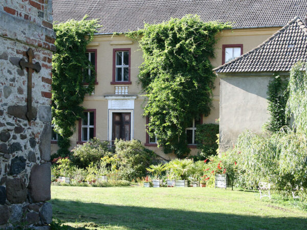 Herrenhaus Krevese