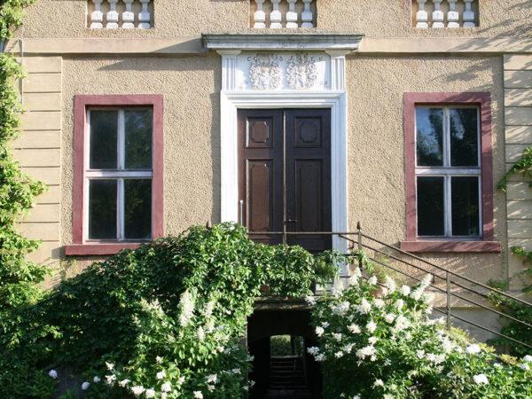 Nordportal Herrenhaus Krevese