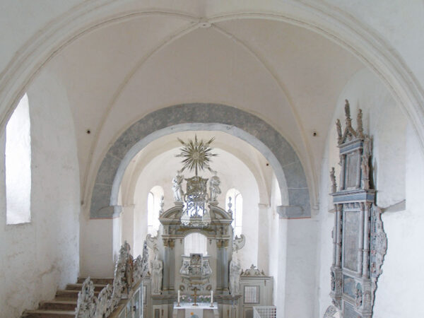 Klosterkirche Krevese