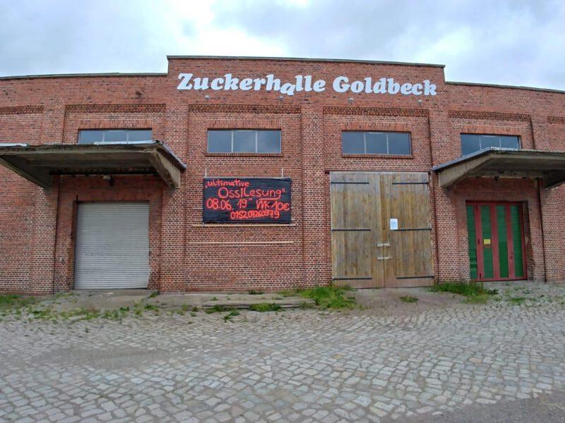 Bild von Zuckerhalle Goldbeck